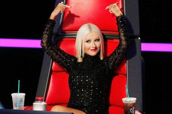 Christina Aguilera Blasts 'The Voice' Again; Reveals How She Really Felt  About Blake Shelton & Gwen Stefani's Romance – The Ashley's Reality Roundup
