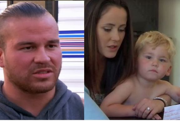 Teen Mom 2' Dad Nathan Griffith Says Jenelle Evans is Withholding